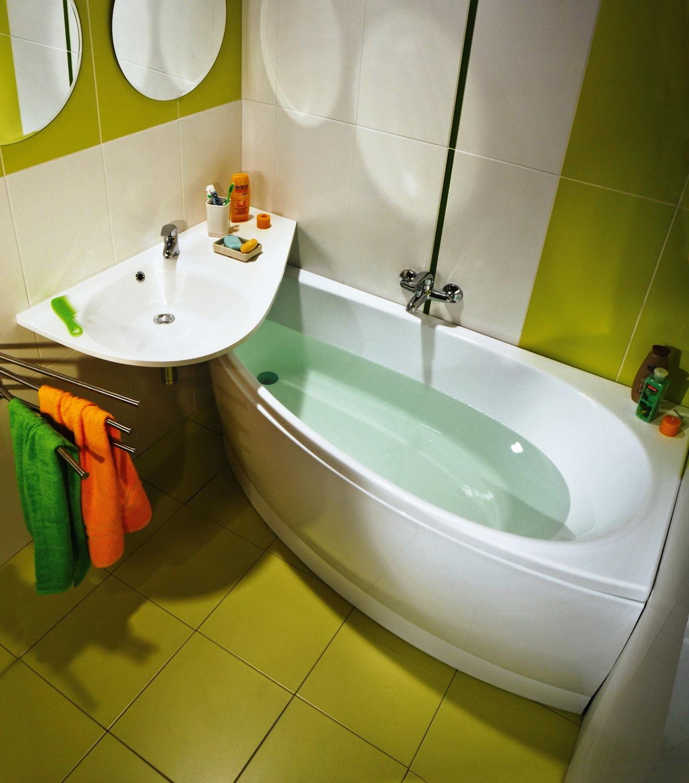 Маленькая ванная комната 32